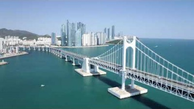 BUSAN Diamond Bridge